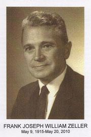 Frank Joseph Wiliam Zeller