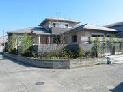 S邸(柳川)鉄骨+木造2階建て