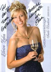 Deutsche Weinkönigin 2009/2010