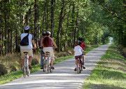 Création des Châteaux à vélo