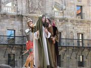 """""""Prendimiento - Beso de Judas"""", Foto cedida por hermano de la cofradía."""