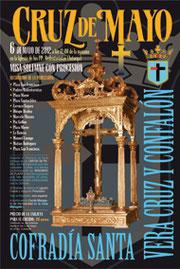 Cartel Cruz de Mayo 2012