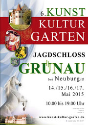 Kunst Kultur Garten Jagdschloss Grünau