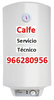 Servicio Técnico Calfe Alicante