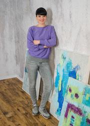 Linda Ferrante - abstrakte Malerei