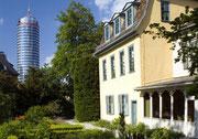 JENA - Schillers Gartenhaus