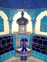 Osmanisches Dampfbad
