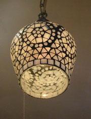 お部屋の照明(インド製)