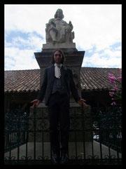 Cédric Villani à Beaumont de Lomagne