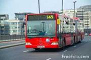 Busse in Leverkusen und Rheinisch-Bergischen Kreis