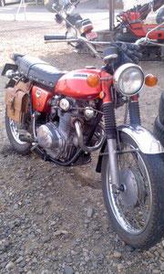 Kyonバイク