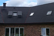 Dachflächenfenster Velux Roto