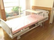 電動介護ベッドの組立方法