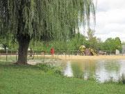plan d'eau de Bourgueil