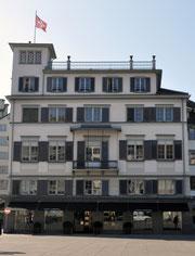 Das ehemalige Luxus-Hotel zum Schwert