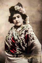 Pastora Imperio en Casa de la Memoria - Best Traditional Flamenco in Seville