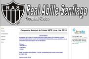 Site da Equipe Real Abille