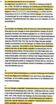 Landgericht Bochum, 16 O 100 / 04, Urteil vom 7.12.2004 (Auszug: Seiten 8-9)