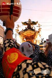 〈八重垣神社祇園祭〉年番町:萬町区 @2012.08.04
