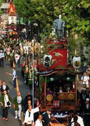 平成24年度赤坂氷川祭(氷川神社祭礼)