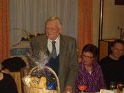 Alfred Kulnig (Fredl) feiert seinen 80er.