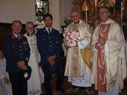 Goldenes Priesterjubiläum von unserem Pfarrer Ferencic Lucijan