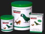Korvimin ZVT-Produkte