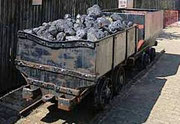 Welsh coal / courtesy of Photolibrary Wales