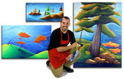 Click here to go to Custom Commission Landscapes