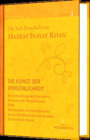 Band 3 der Gesamtausgabe von Hazrat Inayat Khan - Buch und Mystik