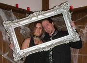 Halloween Hochzeit