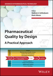 Book cover of Pharmaceutical Quality by Design