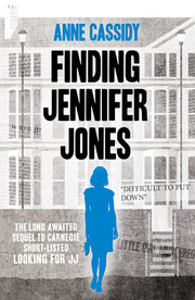 Finding Jennifer Jones cover