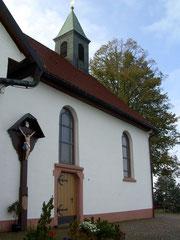 Wallfahrtskirche Unsere liebe Frau auf dem Hörnleberg