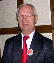 Dieter Pohl, Vorsitzender der AG 60 plus im Mühlenkreis