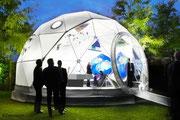 Zendome, Schirmsysteme und Sonderkonstruktionen für Ihren Event