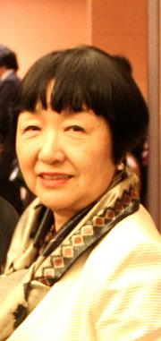 ∞ 株式会社 ムサ・ジャパン 代表取締役 青山美治様  (お写真: 隣々会にて)