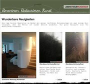 Newsletter 2013-05 Preview Lebenstraum Wunderbar