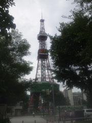 札幌大通りは涼しい!