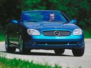 Mercedes-Benz SLK AMG R170