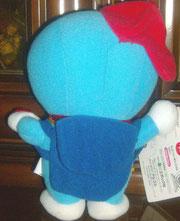 Doraemon spalle
