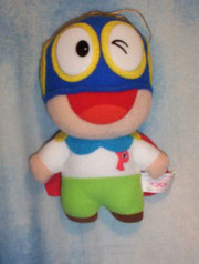 Superkid plush