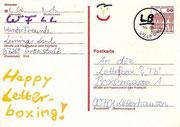 Futter ;-) für hungrige Letterboxen