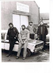 The Deacons 1983