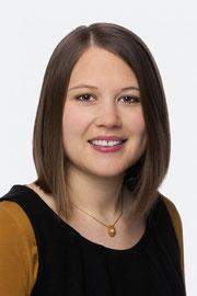 Bezirkschefin Carolin Hagl