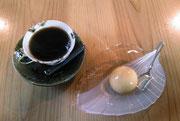 珈琲とかぼちゃのババロア