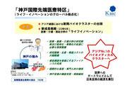 神戸国際先端医療特区