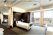 4人部屋病室