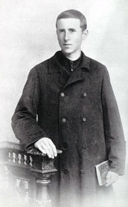 Novice at  Aix-Provence 1899