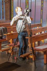 Simon an Kamera 1
